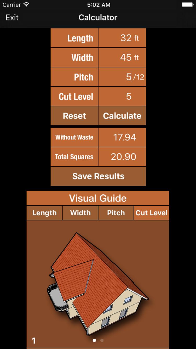 New Square Calculator